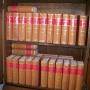 Polystyrene Law Books