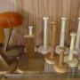 Vintage Hat Blocks / Milliner Equipment